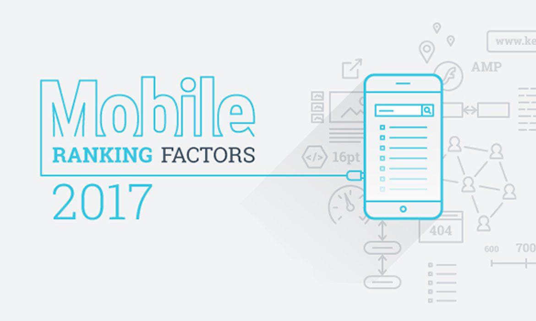 Factorii SEO de pozitionare a site-urilor pe mobil 2017