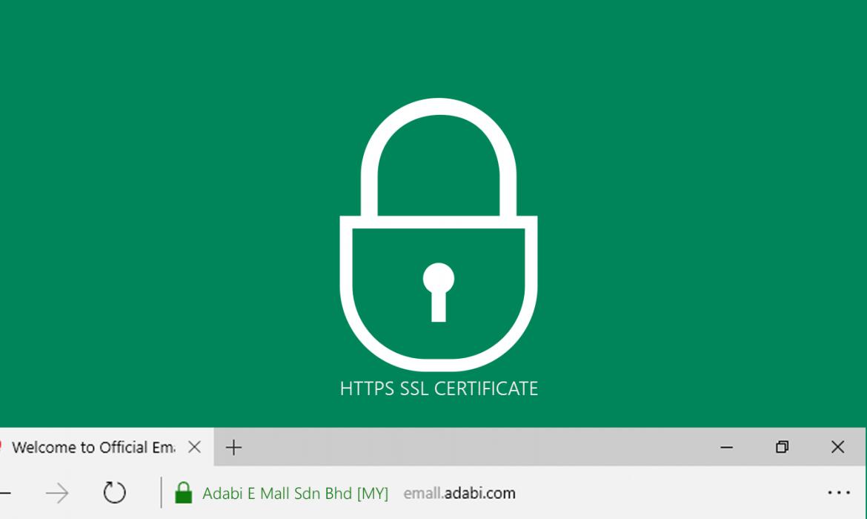 3. Mit SEO: Avand un site securizat (HTTPS criptat) nu este important pentru SEO