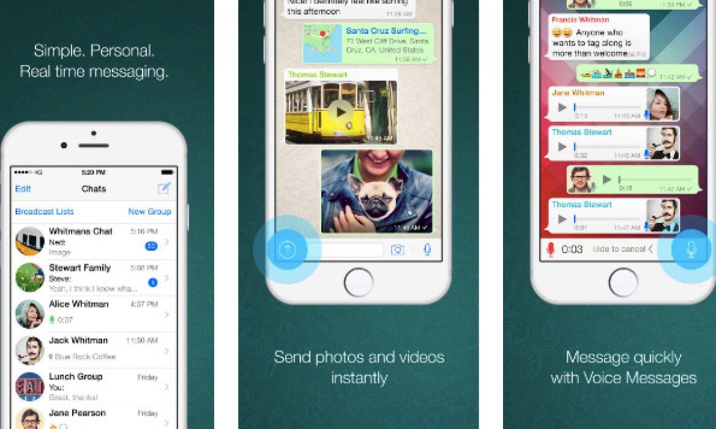 WhatsApp va ofera acum 7 minute pentru a sterge un mesaj trimis